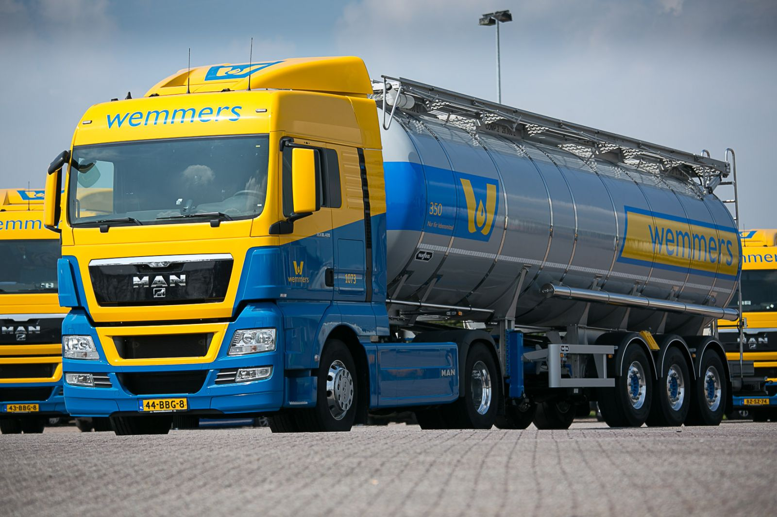 Wemmers Tanktransport
