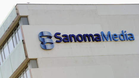 Sanoma Media kantoor